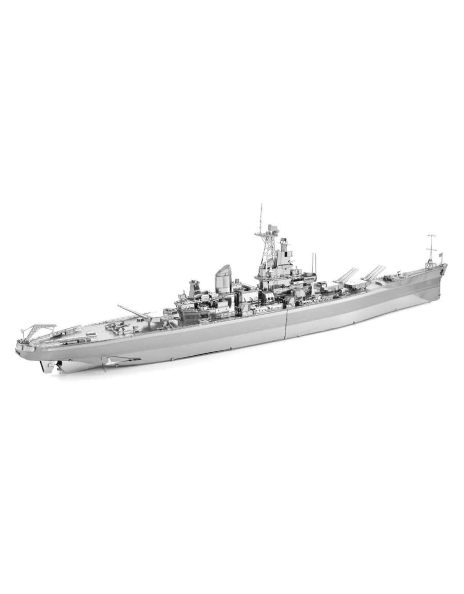 Metal Earth Metal Earth - ICONX USS Missouri