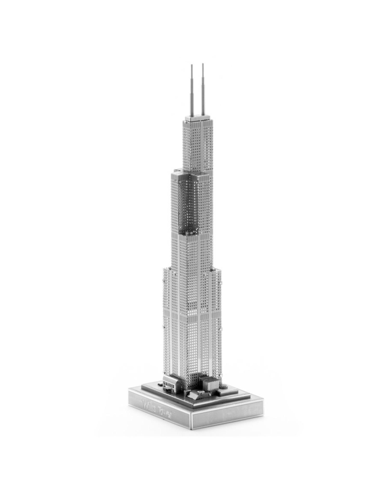 Metal Earth Metal Earth - ICONX Willis (Sears) Tower