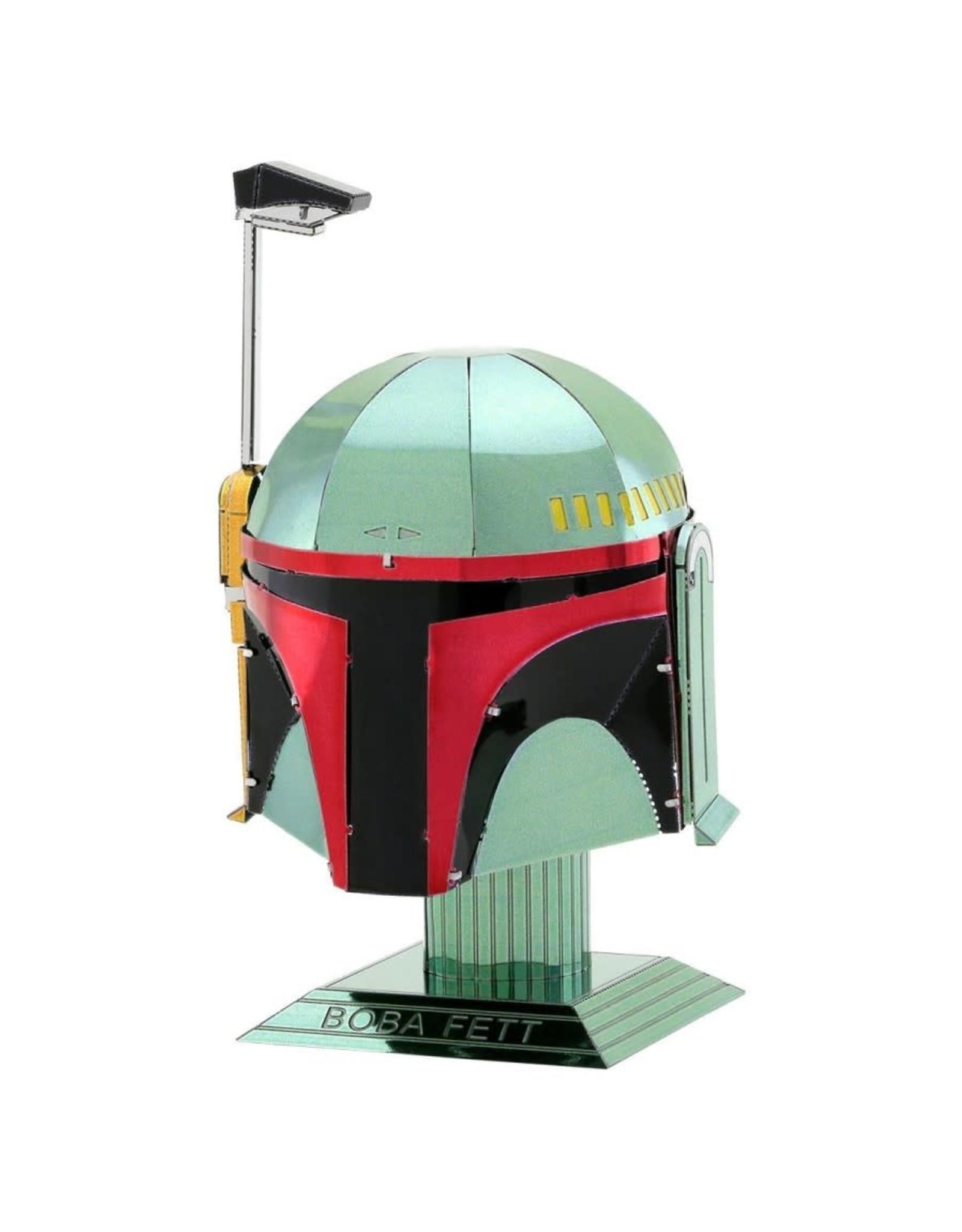 Metal Earth Metal Earth - Star Wars Boba Fett Helmet (Color)