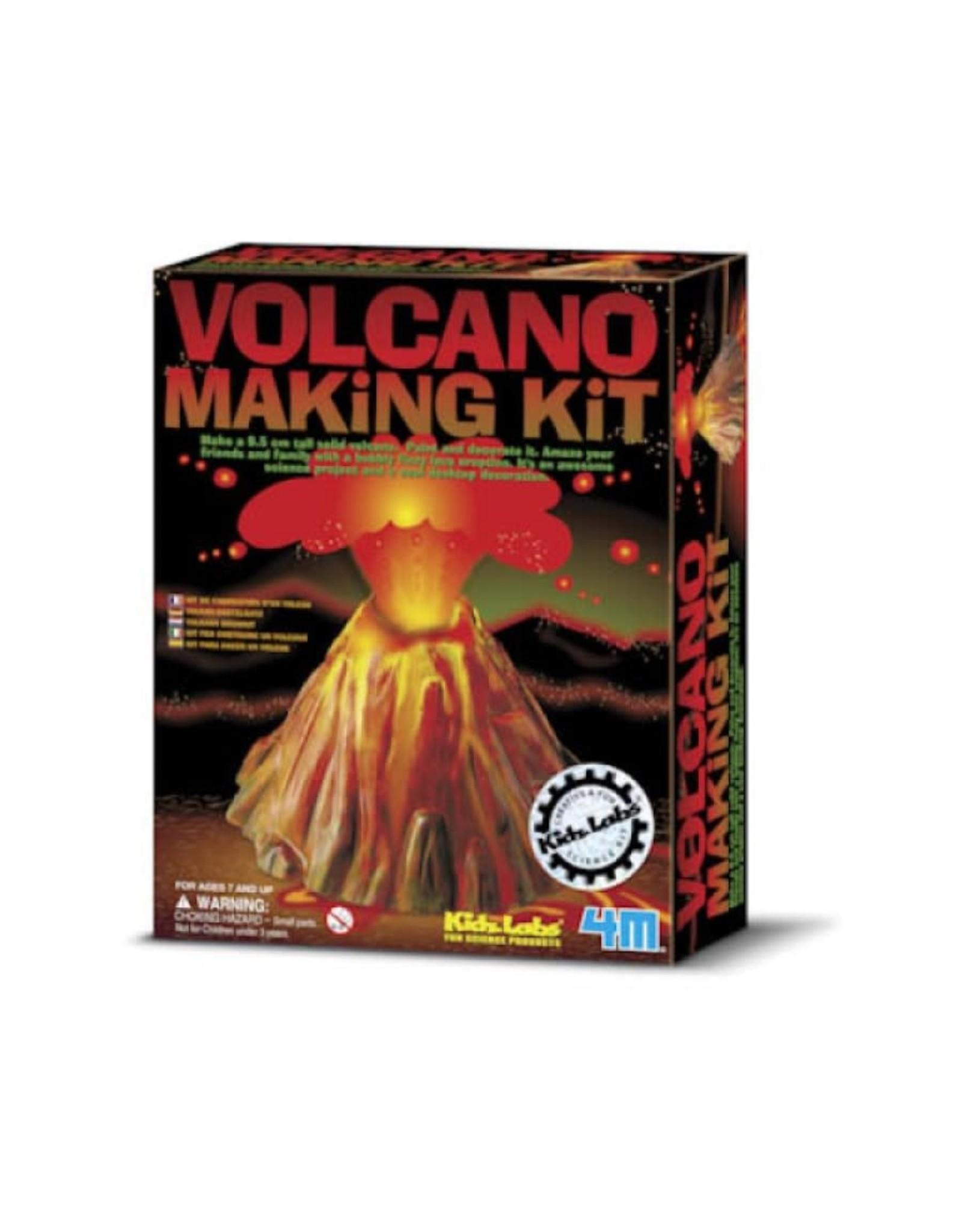 4M 4M Volcano Making Kit