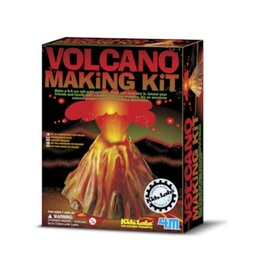 4M 4M Volcano Making Kit