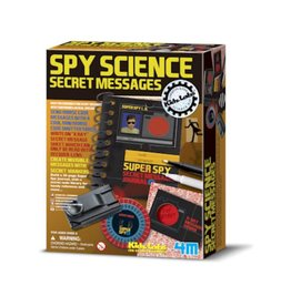 4M Spy Science
