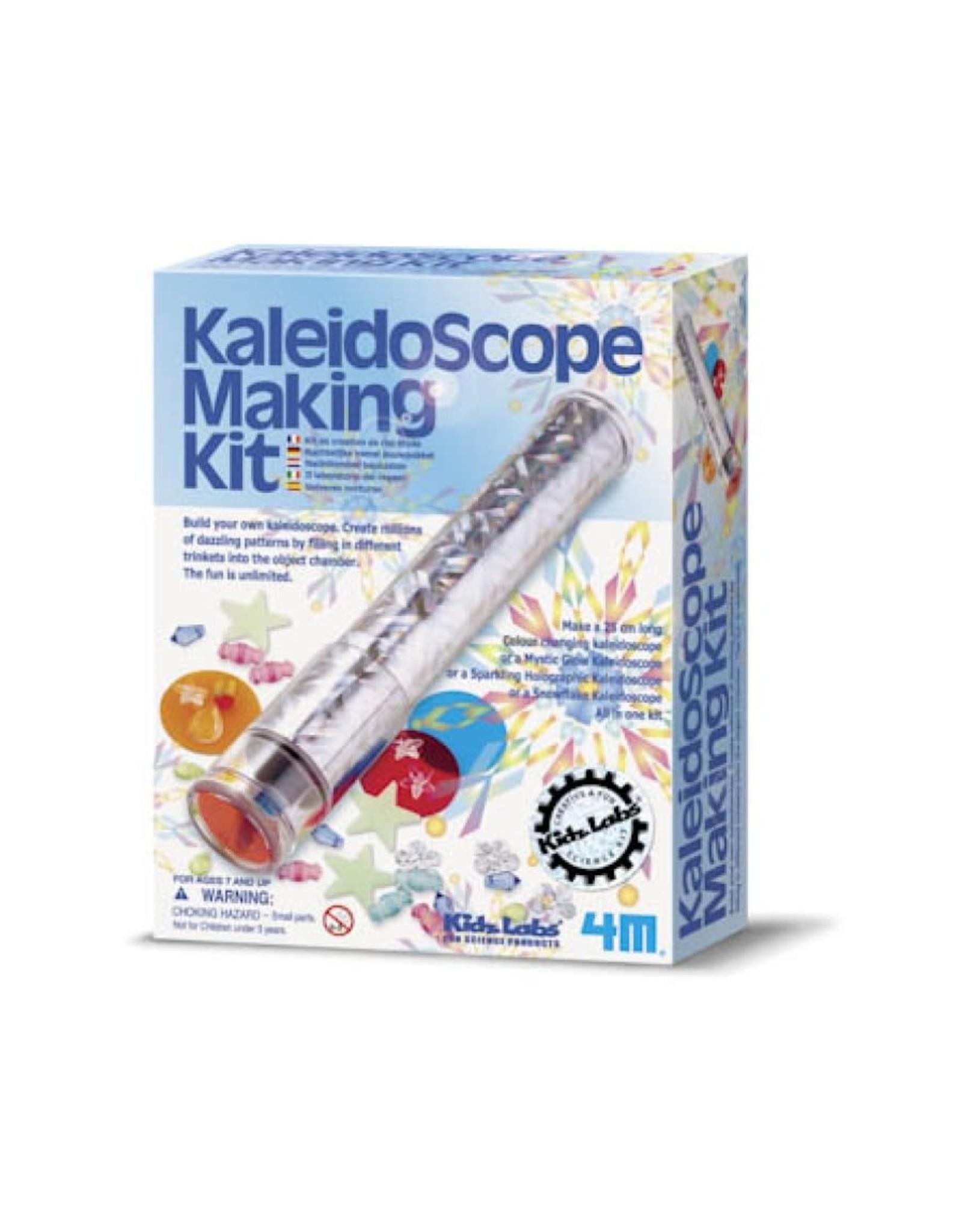 4M Kaleidoscope Making Kit