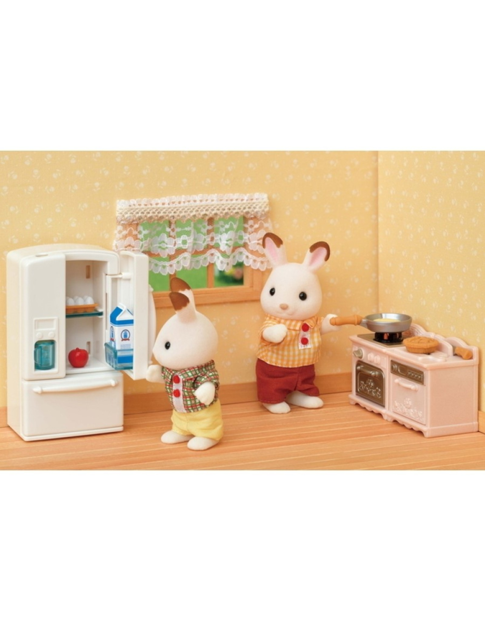 Calico Critters CC Playful Starter Furniture Set