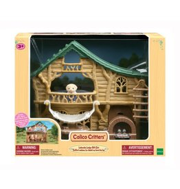 Calico Critters CC Lakeside Lodge Gift Set