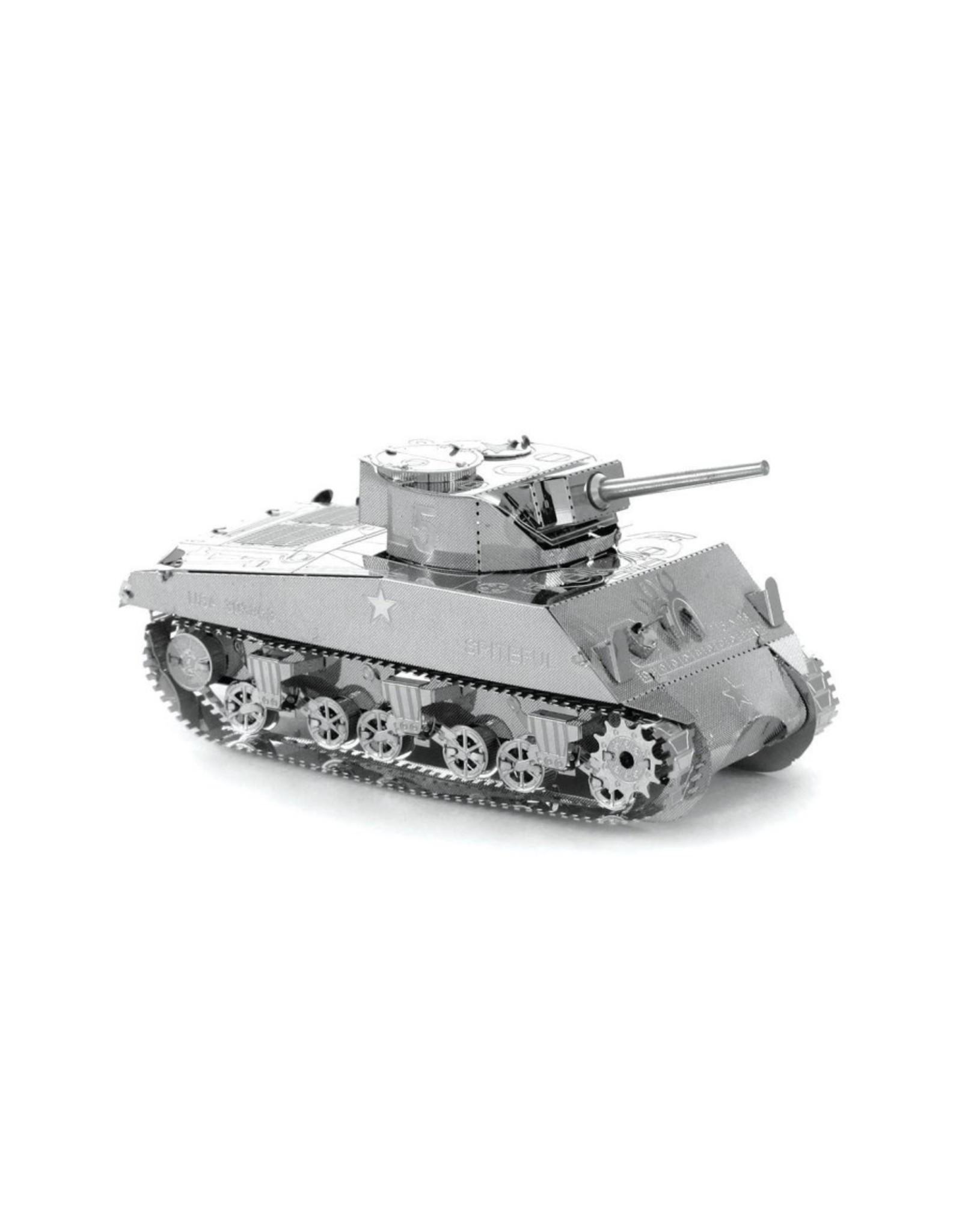 Metal Earth Metal Earth - Sherman Tank