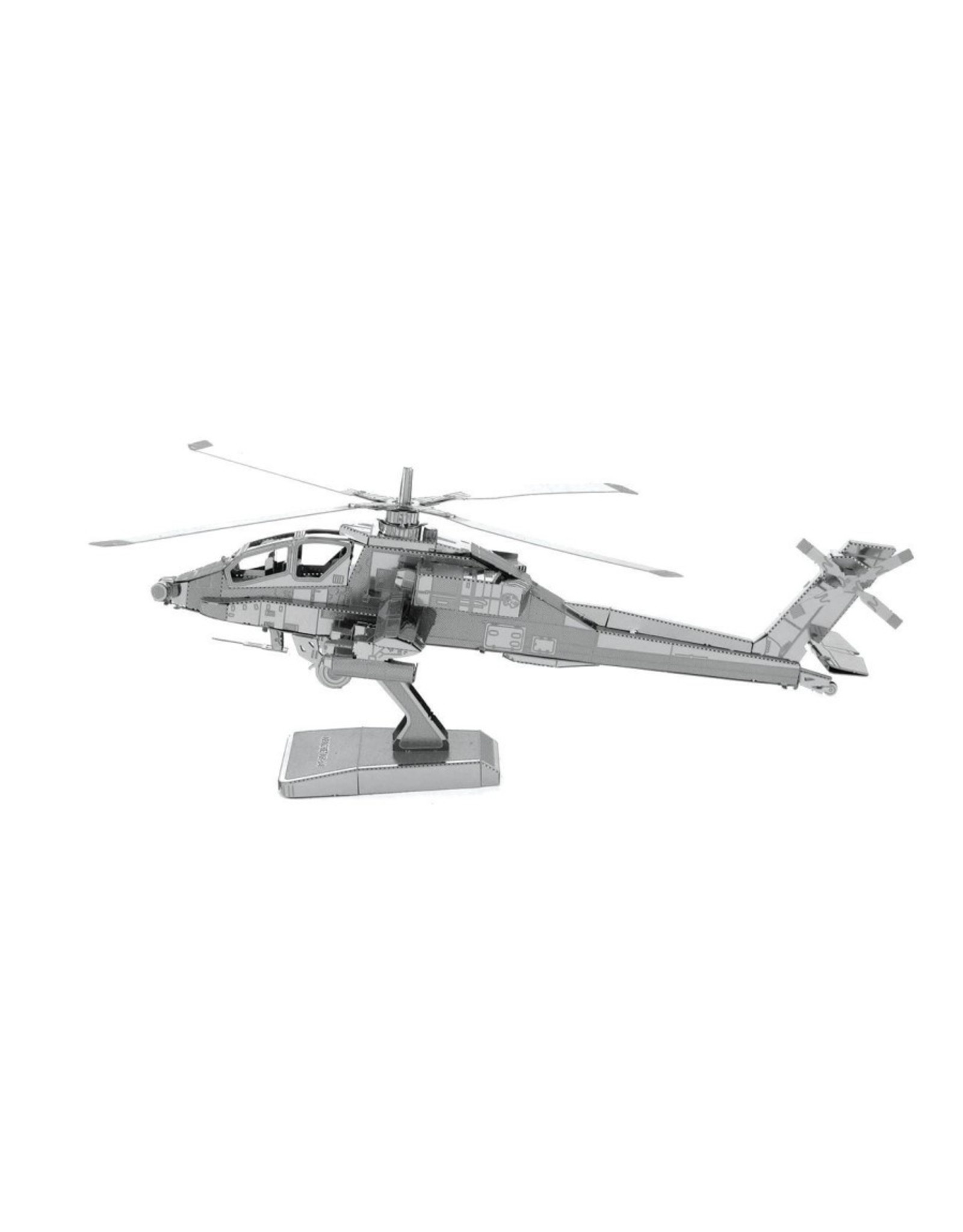 Metal Earth Metal Earth - AH-64 Apache Boeing Helicopter