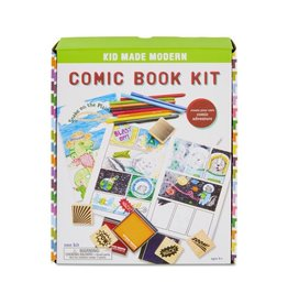 Kid Made Modern Comic Book Kit
