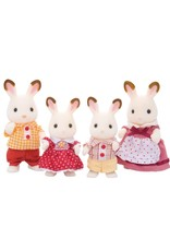 Calico Critters CC Hopscotch Rabbit Family
