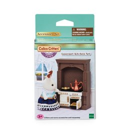 Calico Critters CC Gourmet Kitchen Set