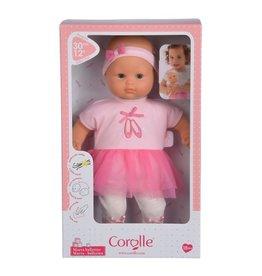 "Corolle Corolle - Bebe Calin Ballerina 12"""