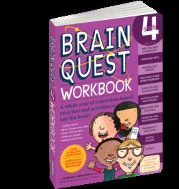 Brain Quest Brain Quest Workbook - Grade 4