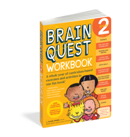Brain Quest Brain Quest Workbook - Grade 2