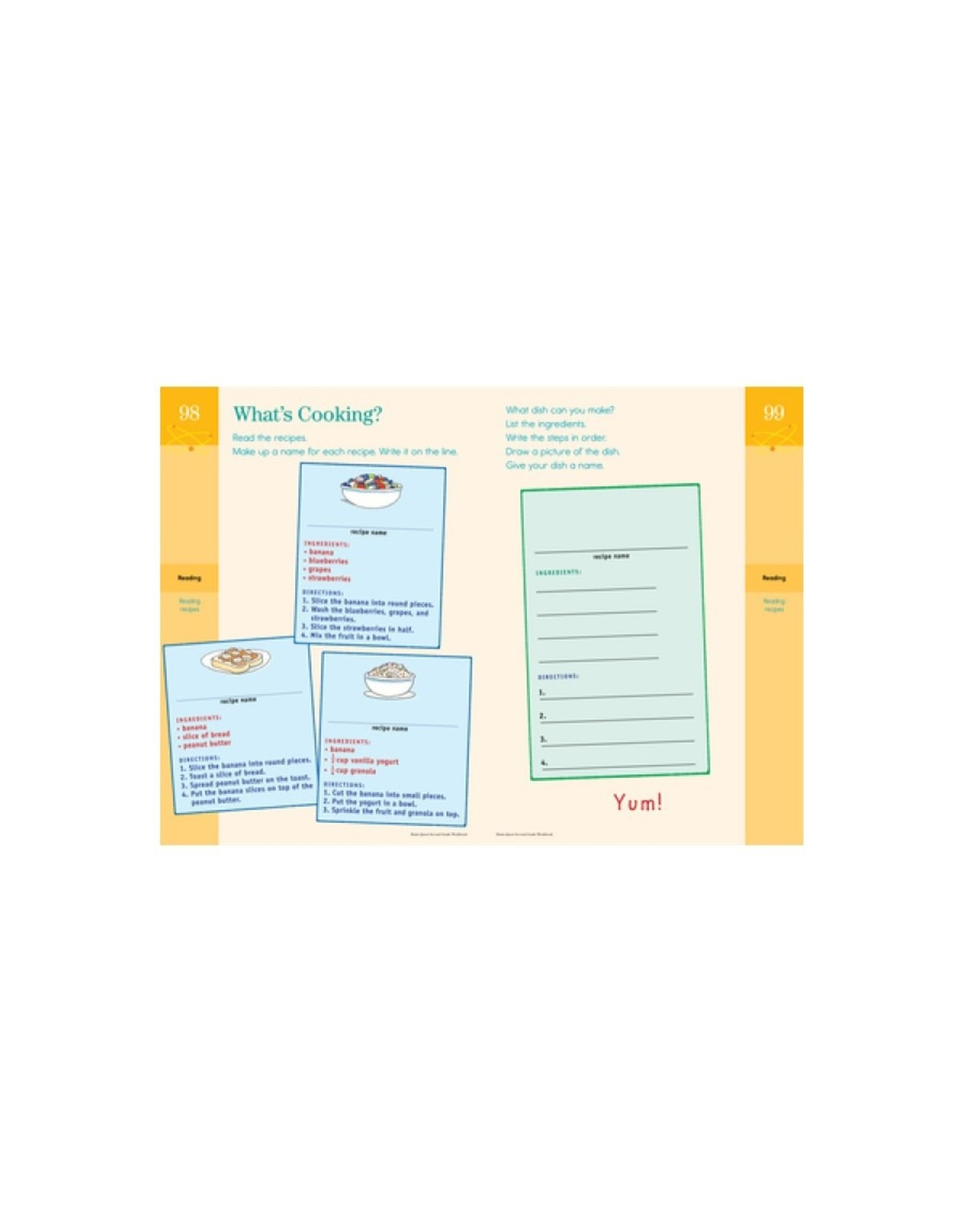 Brain Quest Brain Quest Workbook - Grade 2