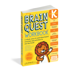 Brain Quest Brain Quest Workbook - Kindergarten