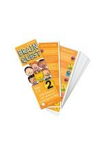 Brain Quest Brain Quest Cards - Grade 2 (Ages 7-8)