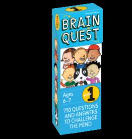 Brain Quest Brain Quest Cards - Grade 1 (Ages 6-7)