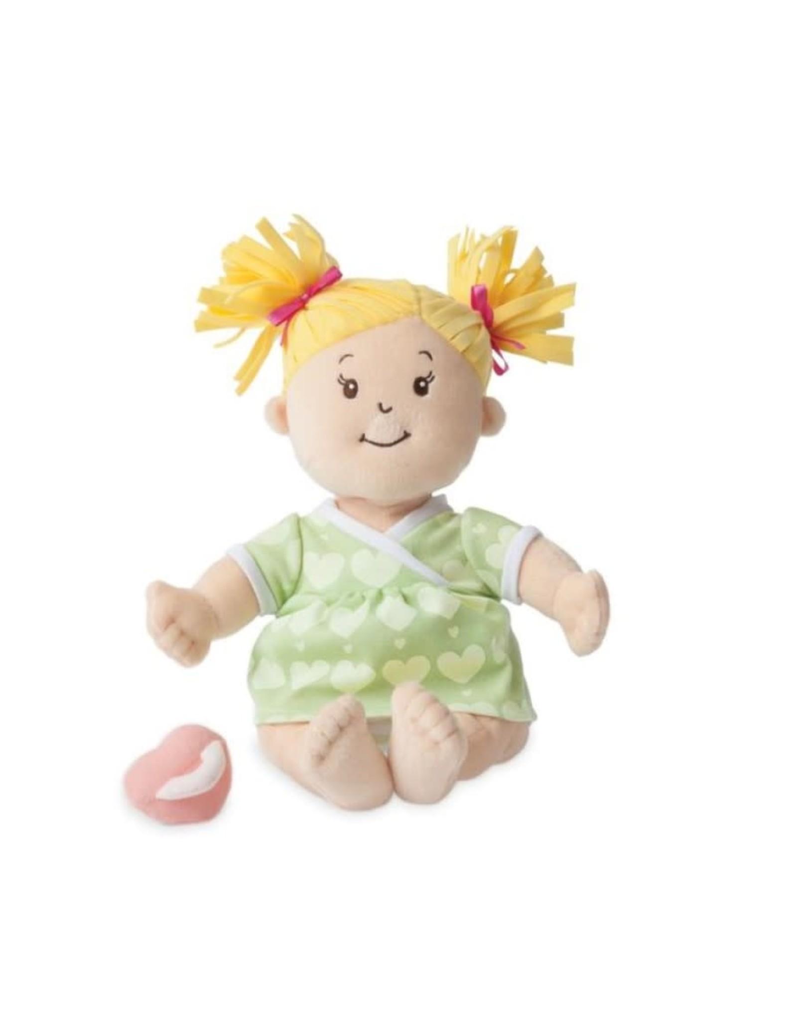 Manhattan Toy Baby Stella - Blonde Doll