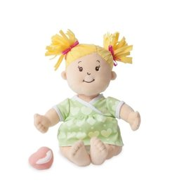 Manhattan Toy Baby Stella - Blonde Doll