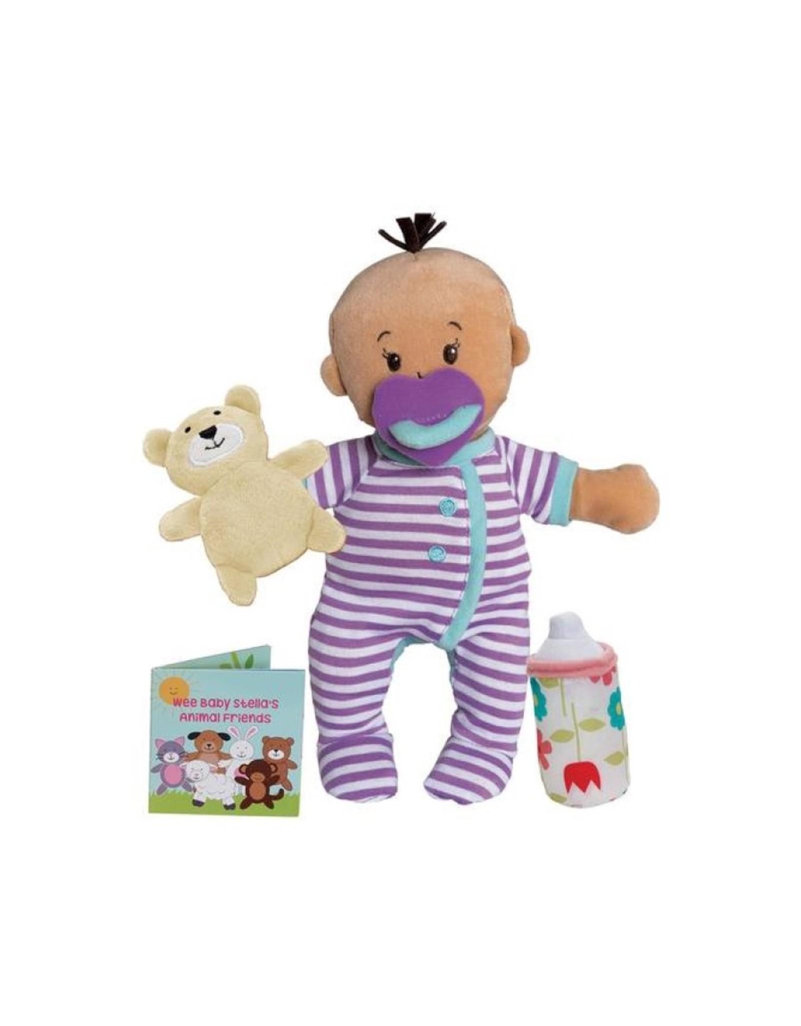 Manhattan Toy Wee Baby Stella Beige Sleepy Time Scents Set