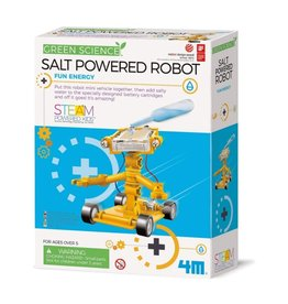 4M 4M Salt Powered Robot
