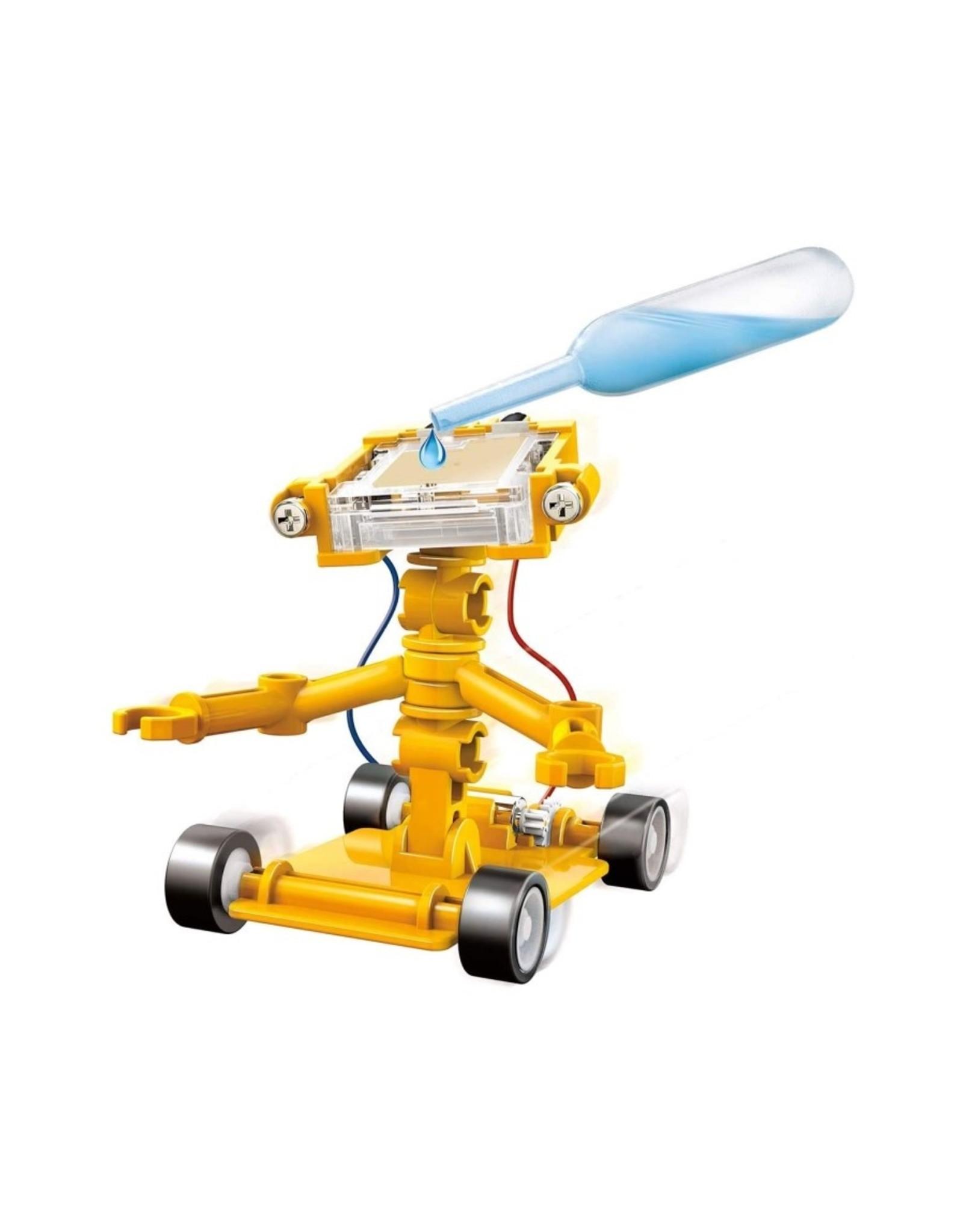 4M 4M Salt Powered Robot