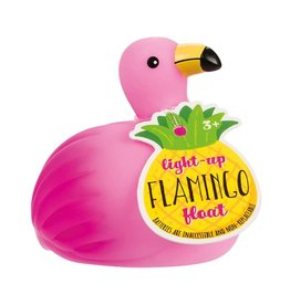 Toysmith Light Up Flamingo Float