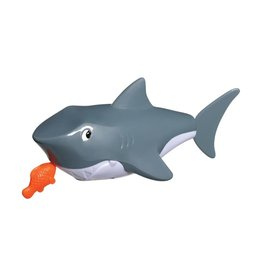 Toysmith Pull-String Shark Bath Toy