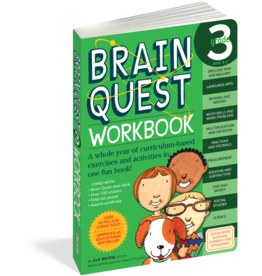 Brain Quest Brain Quest Workbook - Grade 3