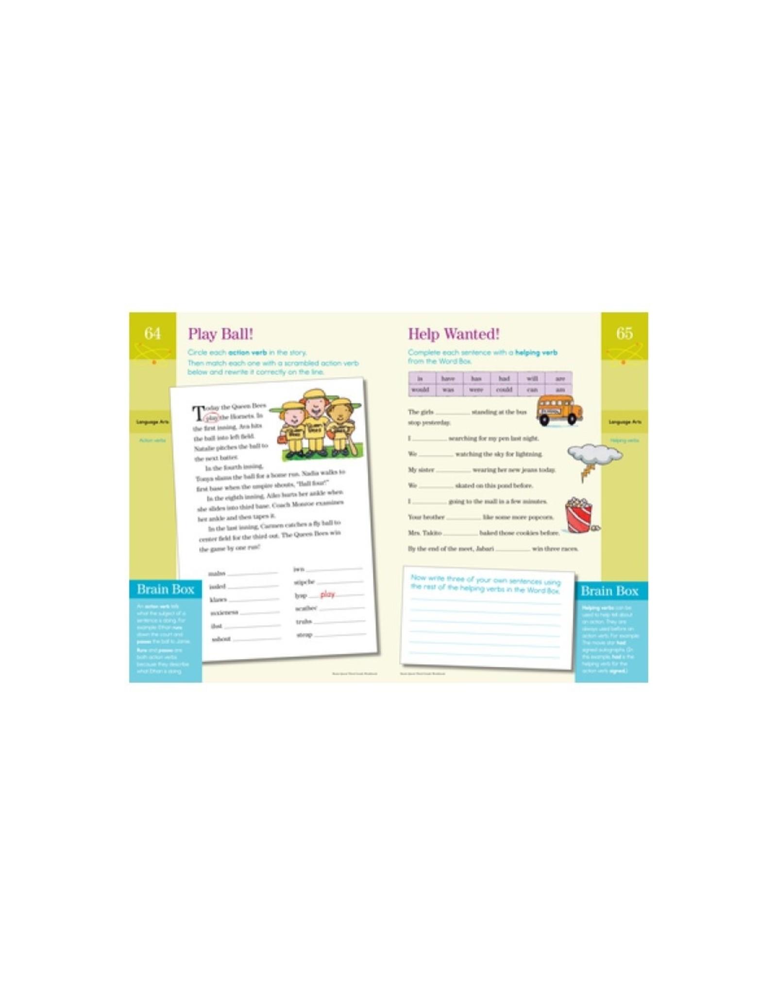 Brain Quest Brain Quest Workbook - Grade 3