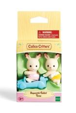 Calico Critters CC Hopscotch Rabbit Twins