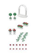Calico Critters CC Floral Garden Set