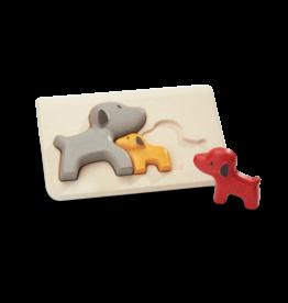 Plan Toys Plan - Dog Puzzle