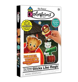 Kahootz Colorforms Play Set - Daniel Tiger