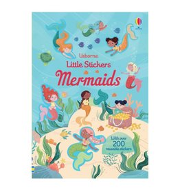 Usborne Little Stickers Mermaids