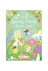 Usborne Little Stickers Sparkly Fairies