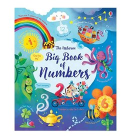 Usborne & Kane Big Book of Numbers