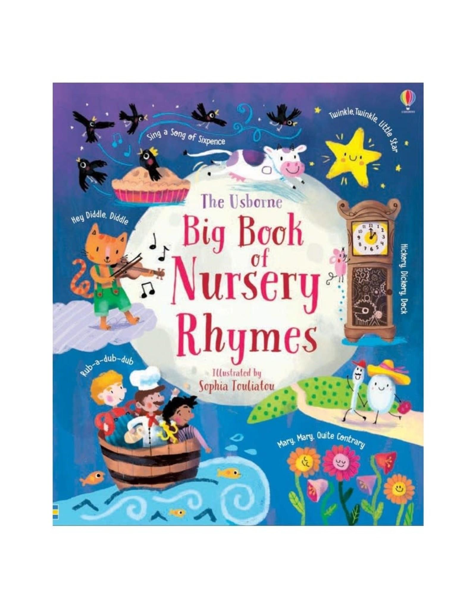 Usborne Big Book of Nursery Rhymes