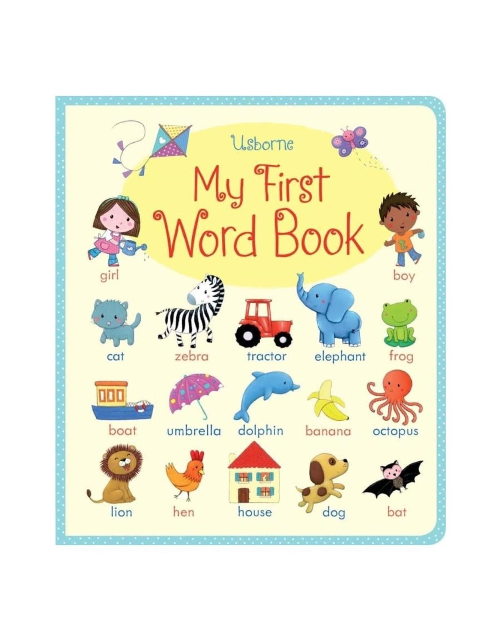 "Usborne ""My First Word Book"""
