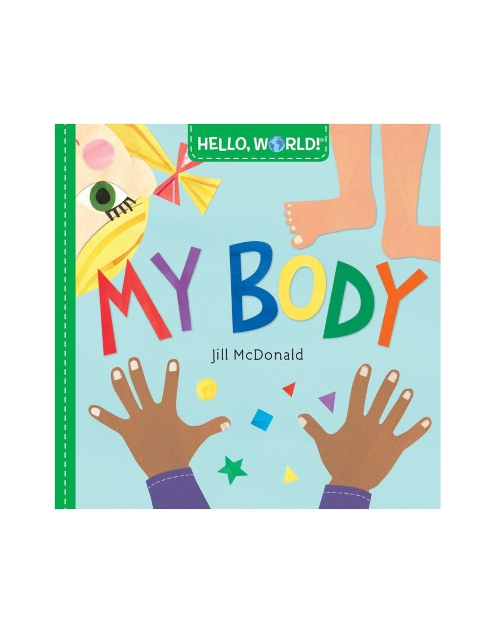 "Penguin Random House ""Hello, World!"" -  My Body"