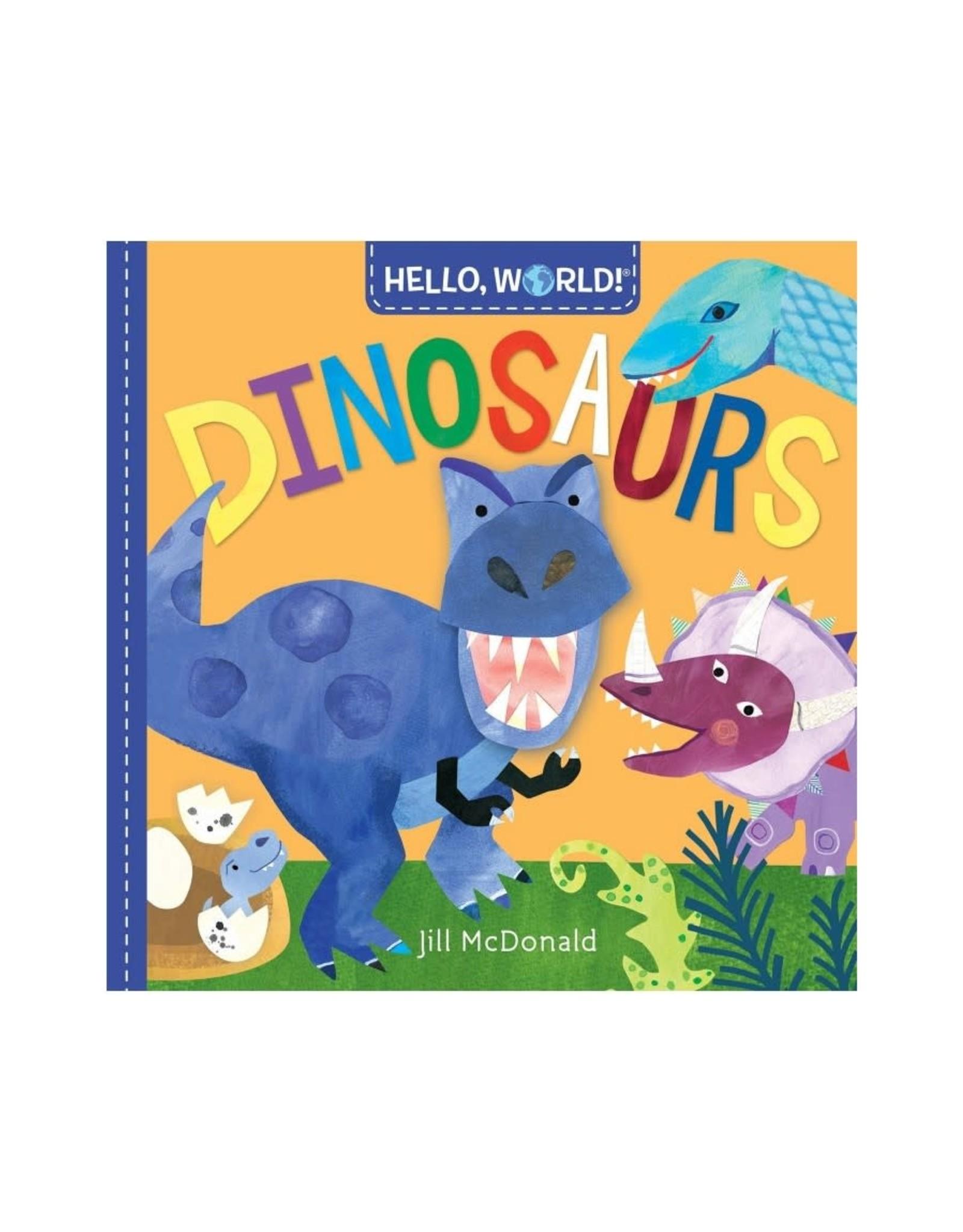 """Hello, World! Dinosaurs"" Book"