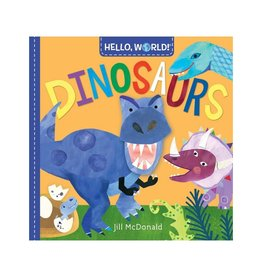 """Hello, World! Dinosaurs"" Book"