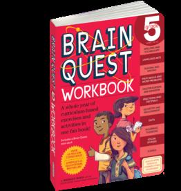 Brain Quest Brain Quest Workbook - Grade 5