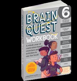 Brain Quest Brain Quest Workbook - Grade 6