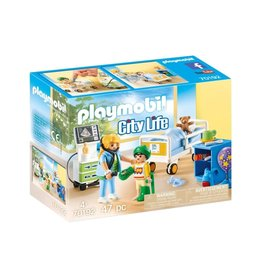 Playmobil PM - Children's Hospital Room