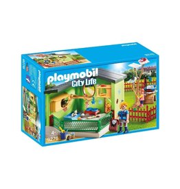 Playmobil PM - Purrfect Stay Cat Boarding