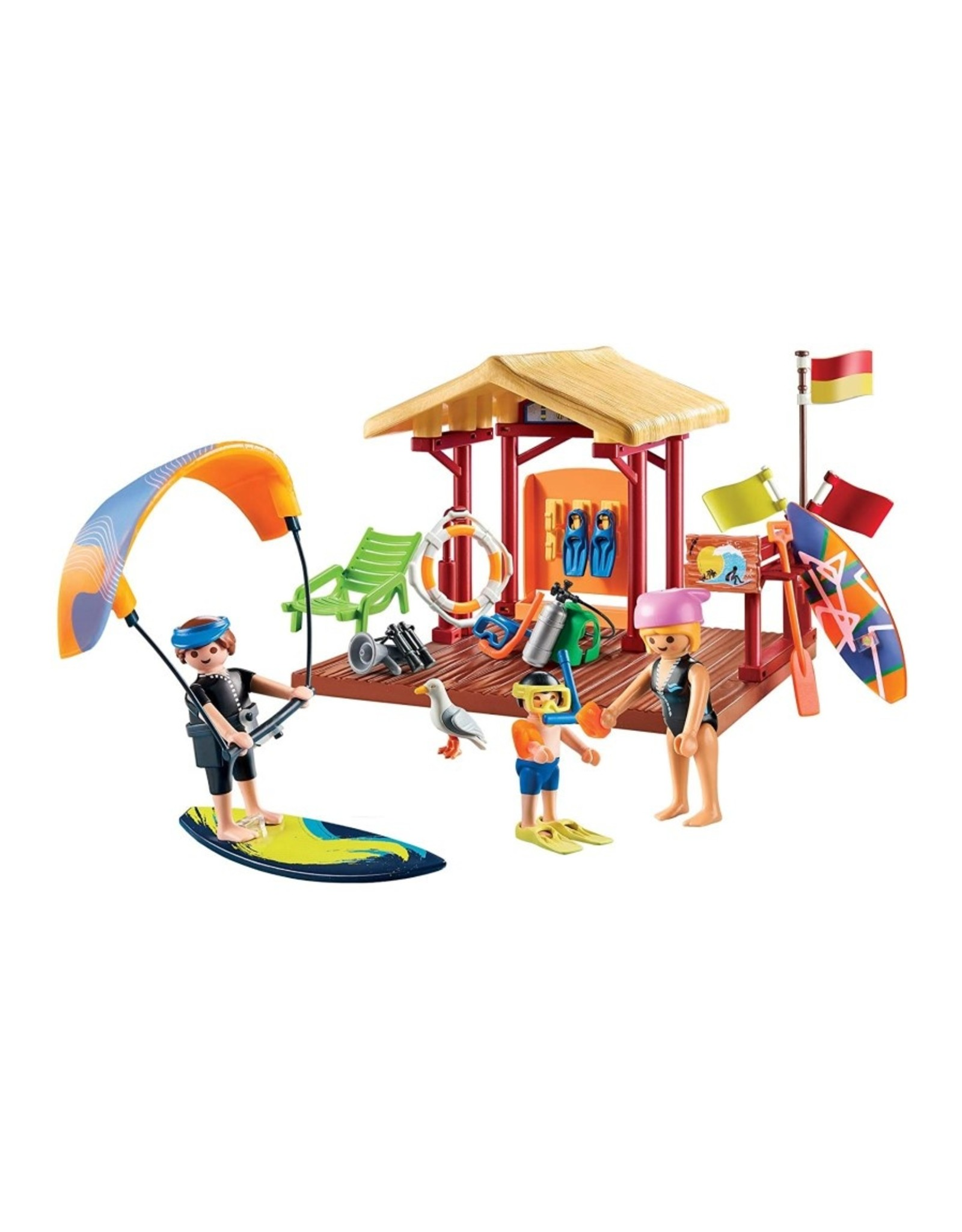 Playmobil PM - Water Sports Lesson