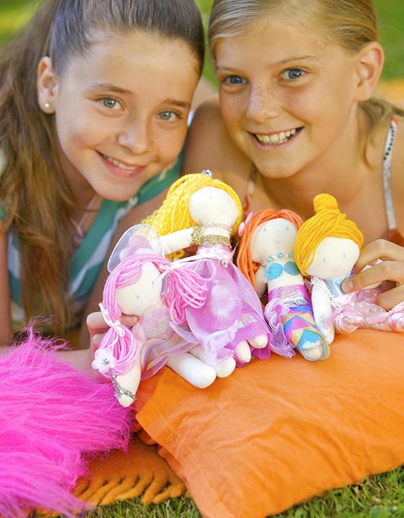 4M Princess Doll Making Kit