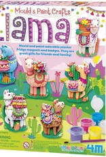 4M Mould & Paint Llama