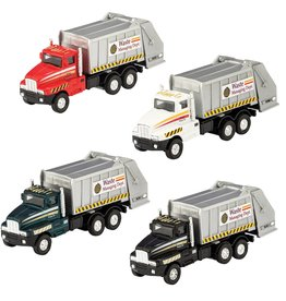 Schylling Die Cast Sanitation Truck